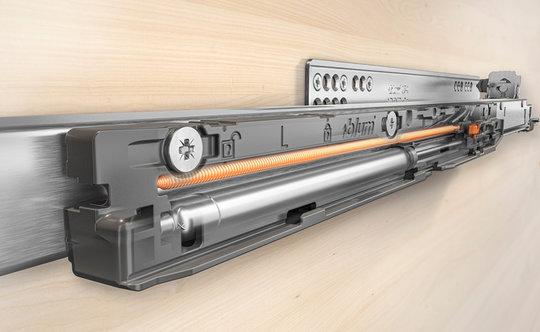 Blum-MOVENTO-S-ladegeleider-incl.-Blumotion