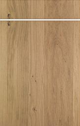 Keukendeur houtstructuur