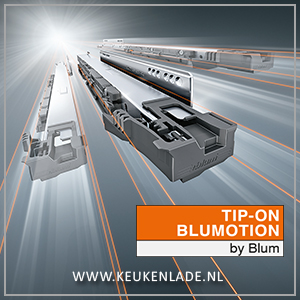 Blum MOVENTO S TIP-ON en BLUMOTION