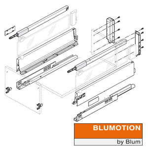 Blum TANDEMBOX antaro CM lade