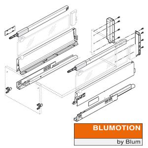 Blum TANDEMBOX antaro DM lade